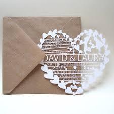 unique invitations creative wedding invitations blueklip