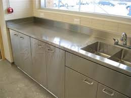 custom metal kitchen cabinets stainless steel kitchen on custom stainless steel commercial