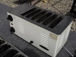 Six Slice Toaster Secondhand Catering Equipment Toasters Rowlett Rutland 6 Slice