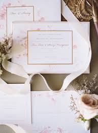 wedding invitations jakarta wedding invitation with pastel color ren stacey wedding in