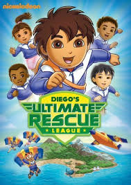 Diego Go! Ultimate Rescue League