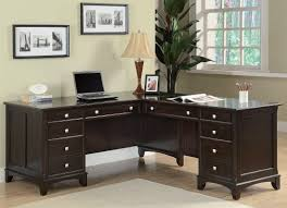 L Shaped Desks Home Office Coaster Furniture 801011l R Garson L Shaped Desk