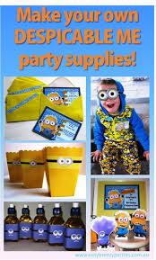 110 best minions party images on pinterest birthday party