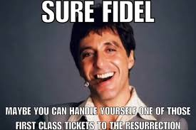 Cuba Meme - i am tony montana a political prisoner from cuba coub gifs