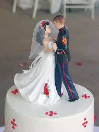marine wedding cake toppers marine corps wedding cake toppers cakes marine