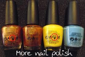 spotting a fake opi is getting really hard more nail polish