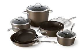 black friday pan set black friday giveaway calphalon bronze nonstick 11 pc cookware