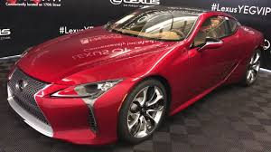 lexus lc grand tour 2018 lexus lc 500 performance package in depth review downtown