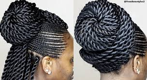 How To Formal Hairstyles by How To Updo Braids Step By Step Youtube