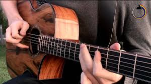 How To Play Comfortably Numb Solo On Guitar His Acoustic U201ccomfortably Numb U201d Guitar Solo Cover Will Send Chills