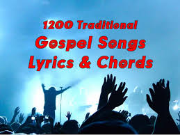 gospel songs with chords titles beginning s