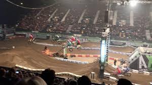 freestyle motocross uk arena cross wembley arena uk feb 2017 youtube