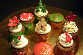victoria threader u0027s christmas chocolate orange cupcakes with