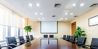 Conference Room Lighting Conference Room Plan View Pk A