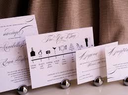 set invitation wedding timeline reception card response diy