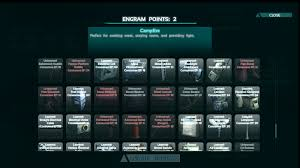 steam community guide levelling and engram points where to