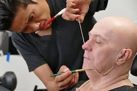 best special effects makeup school resurrecting winston churchill and other stories from japanese