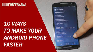how to make your number on android how to make your android phone faster without root