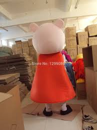 Halloween Costumes Peppa Pig Pig Homes Picture Detailed Picture Sale Mascot