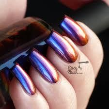 i love nail polish cygnus loop from ultra chrome collection