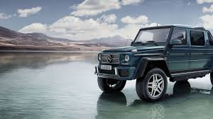 mercedes g class history marks g class by recalling top 9 moments in g wagen history
