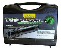 cyclops varmint gun light green laser illuminator