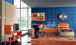 blue and orange decor designer obsession orange decorview