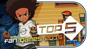 pokemon fan games online top 5 best pokemon fan made games of 2015 sacred youtube