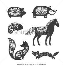74 best tattoo tribal animals images on pinterest draw