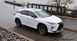 cars lexus 2017 exclusive animated renderings 2017 lexus rx l is lwb 7 seat variant