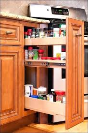 6 inch spice rack cabinet spice rack cabinet inserts spice storage cabinet full size of dining