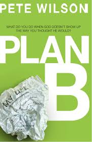 plan b what do you do when god doesn u0027t show up the way you
