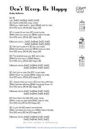 ukulele tutorial get lucky don t worry be happy music therapy pinterest guitars ukulele