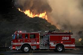 Sigalert Com Los Angeles Traffic Map by La Tuna Fire Swells Threatens Homes 210 Freeway Remains Closed
