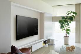 fernsehwand ideen für einen tollen blickfang in wohn schlafzimmer - Fernsehwand Ideen