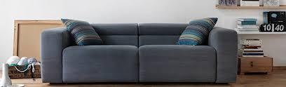 canapé tissu 2 places pas cher canapé 2 places en tissu design pas cher et haut de gamme