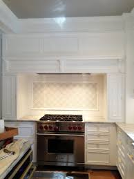 backsplash tiles for kitchens interior decorations white wooden kitchen cabinet with black