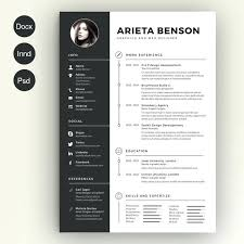 dash modern resume template psd free resume template psd inssite