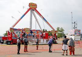 Ohio State Fair Map by One Dead Several Hurt In Ohio State Fair Ride Accident Nbc News