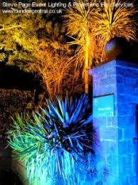 Hire Outdoor Lighting - outdoor garden lighting hire for events scotland by steve page
