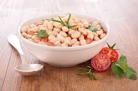 cuisiner les haricots blancs secs recette salade de haricots blancs