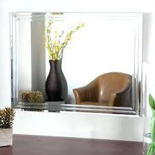 wall mirror target large framed bathroom mirrors gold vanity