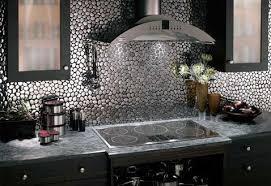 credence cuisine carrelage carrelage metro inox modele de carrelage salle de bain carrelage