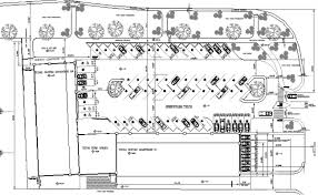 shopping mall floor plan design floor parking of shopping mall architecture design dwg file