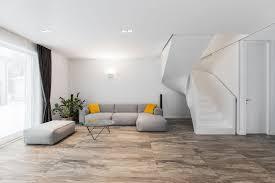 minimalist interior in vilnius