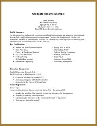 Resume Of Accountant Assistant Marvelous 7 Job Resume Examples No Experience Assistant Cover