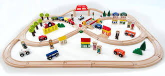 town and country train set not the bigjigs train set big jigs toys