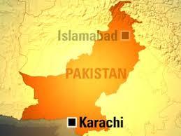 world map pakistan karachi taliban killed in karachi clash with rangers