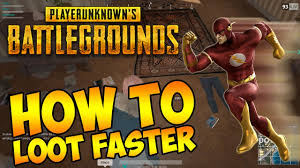 pubg tips how to loot faster in playerunknown s battlegrounds best looting