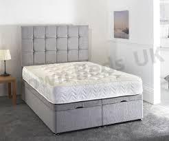 Double Divan Bed Frame Ebay